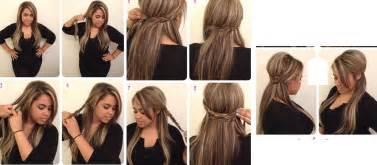 Peinados Para Ni 241 As Com Paso Paso Gratis Elainacortez
