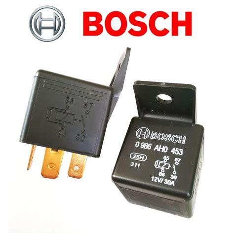 Termurah Relay Bosch Kaki 4 12v 30a jual relay bosch 12 volt 4kaki m2pshop