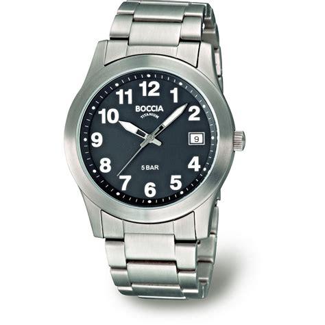 boccia titanium b3550 04 s chuncky 50m wrist