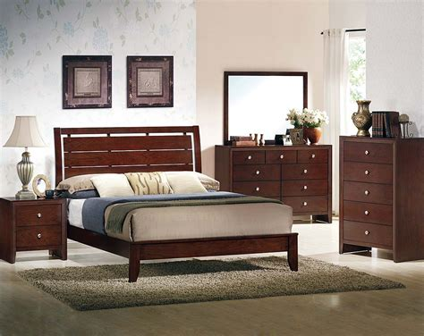 Bed And Dresser Set by Furnish Your Bedroom With The Designer Bedroom Furniture