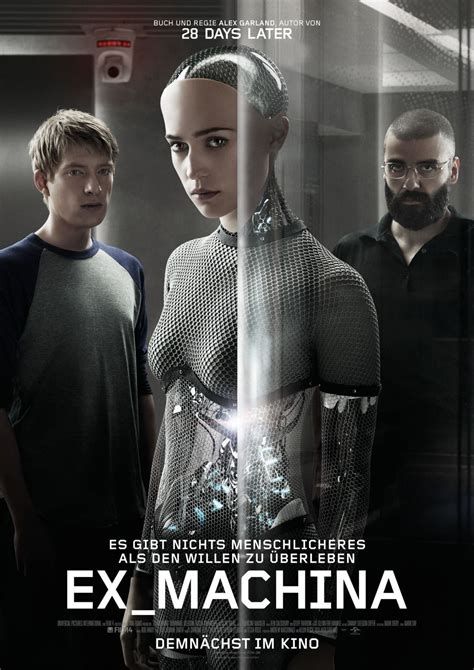 ex machina movie movie review gt gt ex machina 187 moviemuse