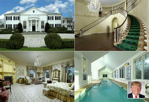 Inside Donald S Mansion Business Donald S Former Estate Available For 54 Million