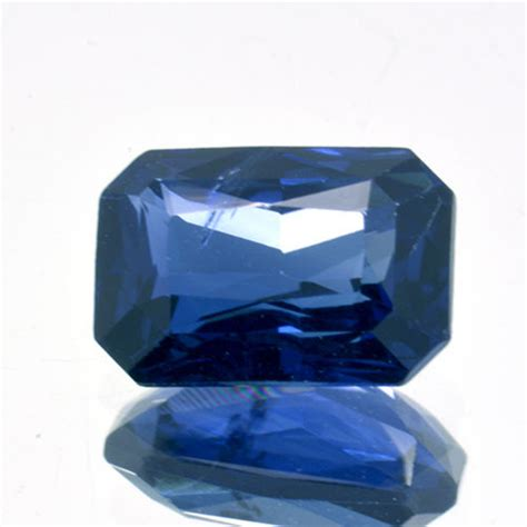 Blue Sapphire 4 0 Ct blue sapphire 0 80 ct no reserve price catawiki