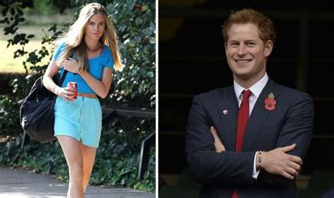 prince harry s girl friend prince harry and former girlfriend cressida bonas have