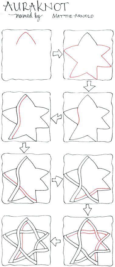zentangle pattern gust 293 best official zentangle patterns images on pinterest