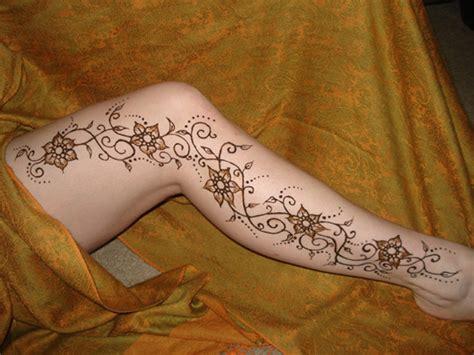 henna design for leg floral indian henna designs for leg henna tattoos