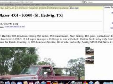 craigslist san antonio used cars for sale by owner srt8 jeep for sale craigslist autos post