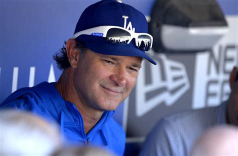 dodgers don mattingly says was in jeopardy early in