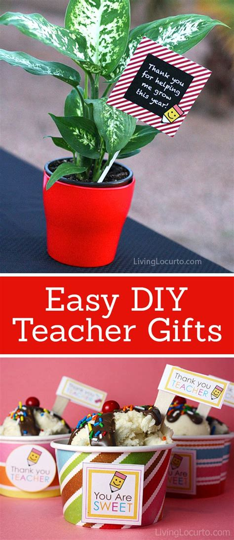 middle school christmas ideas for teachers easy diy gifts appreciation printables