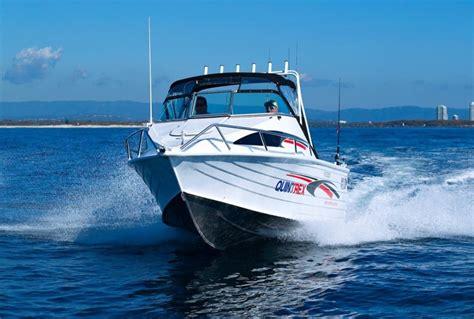 trident boats quintrex 610 trident plate boat deegan marine