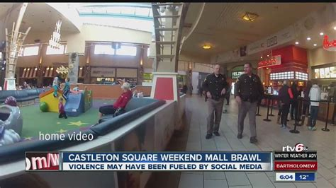 layout of castleton square mall castleton square mall releases statement after weekend