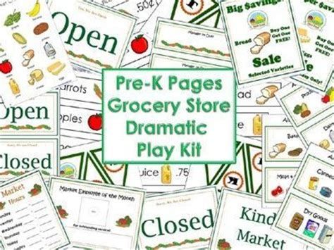 preschool coloring pages grocery store dramatic play grocery store printables preschool items