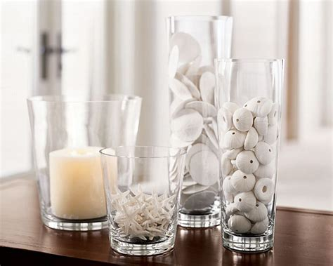 vase decoration ideas clear glass vase decorating ideas
