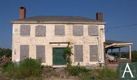 turner house 1820 25 pembroke ma 369 washington street paul turner house
