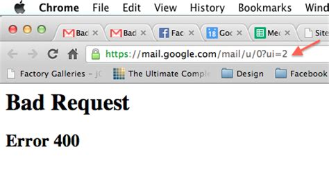 Bad Request How To Resolve Gmail 400 Bad Request Honeytech