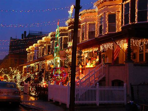 usa best christmas lights america s best streets for lights huffpost