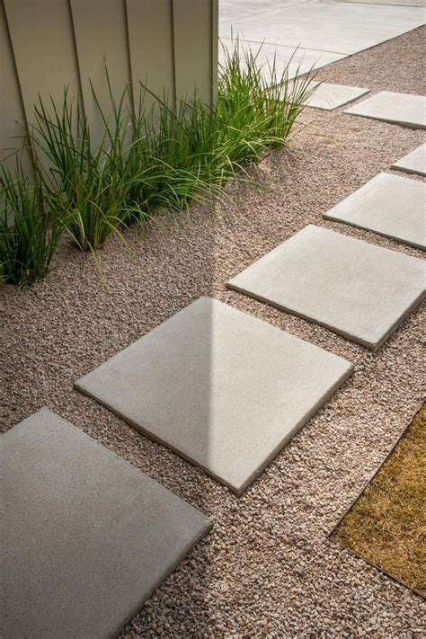 Square To Yards Of Gravel by Pictures Of The Hgtv Smart Home 2015 Front Yard Large