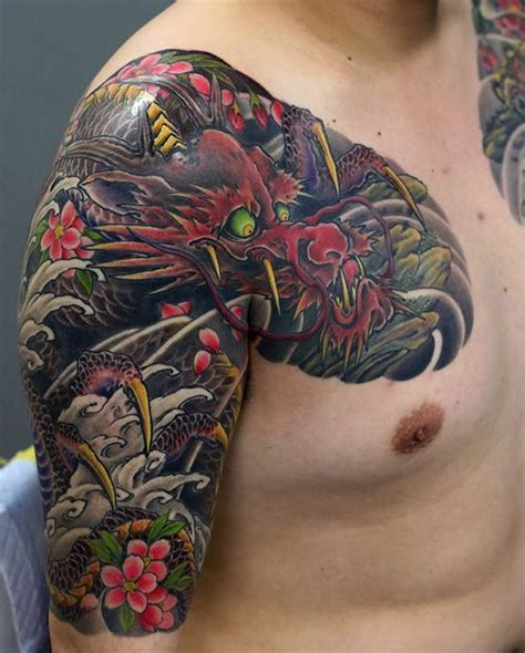 ryu tattoo 85 best ryu images on japanese tattoos