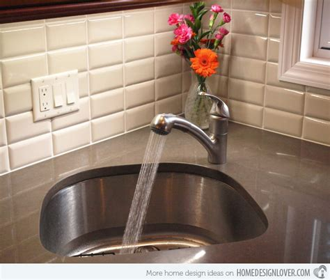 Corner Kitchen Sink Design | 15 cool corner kitchen sink designs fox home design