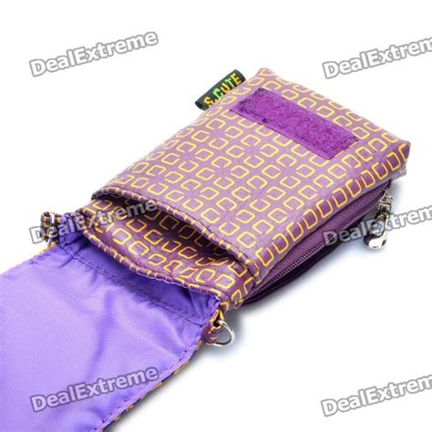 japanese pattern pouch cute japanese kimono doll pattern bag pouch with lanyard
