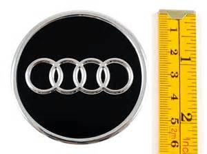 Audi Emblems Audi 4 X New Emblems 60mm 2 3 8 Quot Wheel Center Cap