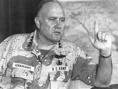 General H Norman Schwarzkopf Essay by Retired Norman Schwarzkopf Dies