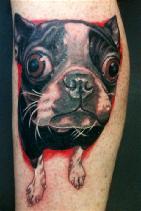 tattoo prices boston boston terrier tattoos that will blow you away