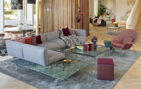 knoll home design shop knoll creates a moroccan inspired showroom for its home