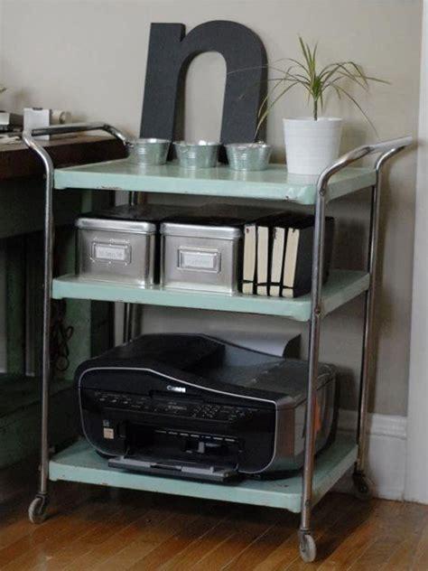 printer storage 25 best ideas about printer storage on pinterest small