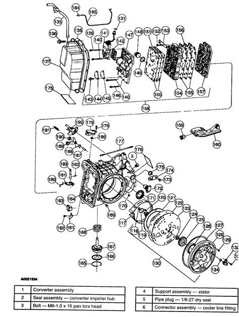 where is the torque converter solenoid located on my 01
