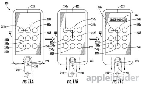 pattern lock possible combinations future iphones could enhance security with combination of