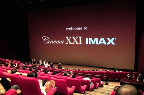 cinema 21 revo town harga tiket masuk bioskop gandaria imax jakarta