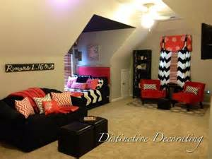 Chevron Bedroom Ideas Teenage Bedroom Chevron Amp Corals Bedrooms Pinterest