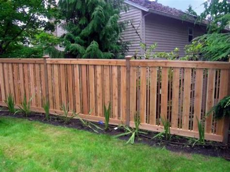 types of fences for backyard best 25 fence styles ideas on pinterest wooden fence