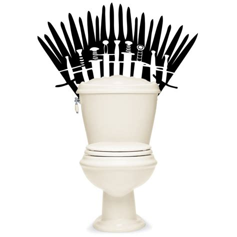 game of thrones toilet wall decal hiconsumption game of thrones inspired re positionable toilet decal