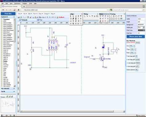 Online Floor Planer schaltplan online zeichnen mit circuitlab com linkorama ch