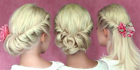 tutorial menata rambut panjang untuk pesta tutorial mengepang rambut maret 2015