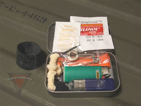 Basic Professional Survival Pocket Kit gallery pocket survival kit