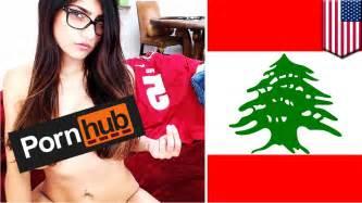 Adult star mia khalifa s lebanese heritage causes a stir back home