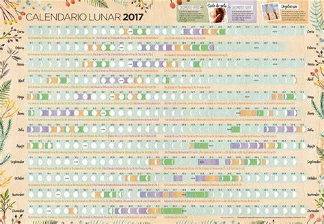 Calendario Lunar 2017 Calendario Lunar De Mayo 2017