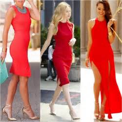 What color shoes to wear with red dress 13 jpg