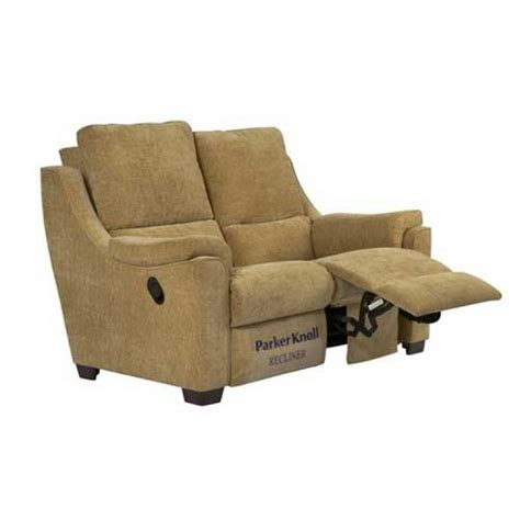 parker knoll recliners parker knoll albany double manual recliner 2 seater sofa