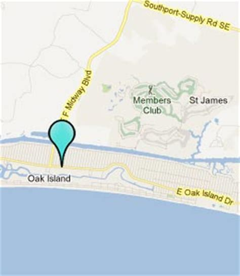 map of oak island carolina hotels motels near oak island nc see all discounts