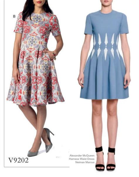 dress pattern fit and flare 317 best images about dresses and jumpers sewing patterns