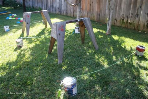 backyard obstacle course ideas outdoor obstacle course ideas