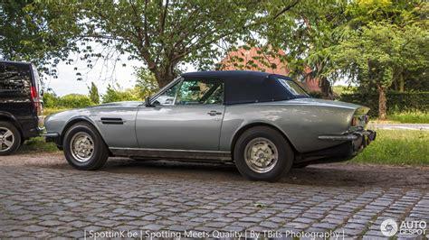 aston martin v8 volante aston martin v8 volante 1978 1990 5 june 2017 autogespot