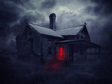 a haunted house 2 sex scene 22 easy steps to create this haunted house scene photoshop tutorials