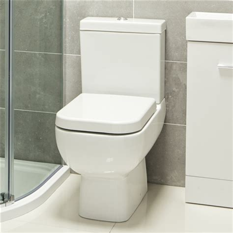 Small Bathroom Toilets | maurina small toilet hugo oliver