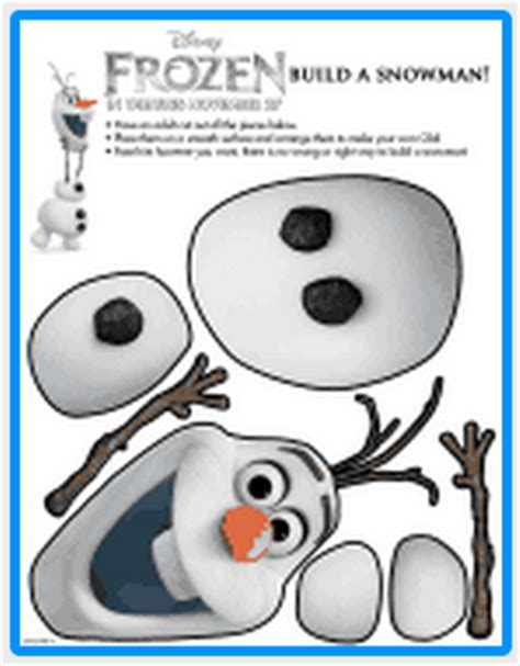 frozen printable olaf noses free frozen sven printables frozen party ideas a