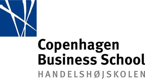 Copenhagen School Of Business Mba by File Logo Copenhagenbusinessschool Svg Wikimedia Commons